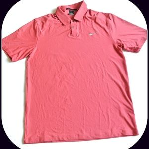 Nike Tiger Woods Dri Fit Polo Shirt